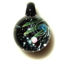 [UMP2-33] meteor planet pendant