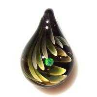 [MOF2-16]mini flow opal pendant