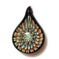 [PF-20]poisonous flower pendant