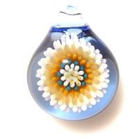 [MCCF-22]mini cute clear flower pendant
