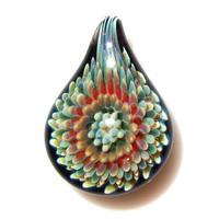 [PF-22]poisonous flower pendant