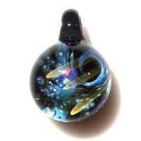 [URMP-61] meteor rainbow planet pendant