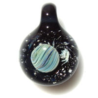 [UP-53]glasxy planet pendant