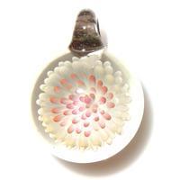 [FCG-17]gradation clear flower pendant