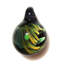 [MOF2-10]mini flow opal pendant