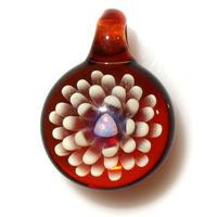 [MOM-19]mini opal mandara pendant