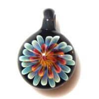 [MAF-34]mini flower pendant