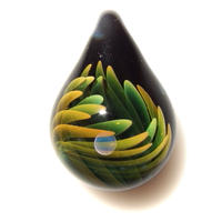 [MOF-51]mini flow opal pendant