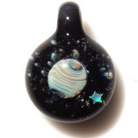 [USP-05]glasxy star planet pendant
