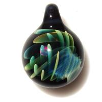 [OF-04]flow opal pendant