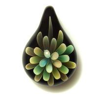 [MFN-98] mini spread flower pendant