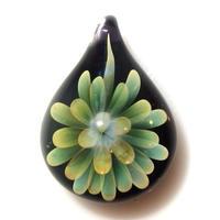 [MFN-99] mini spread flower pendant