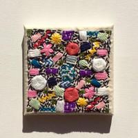 刺繍パネル(N1)
