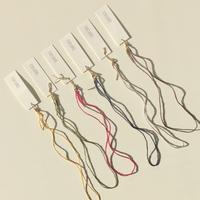 麻紐のネックレス