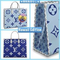 ハワイ限定★Louis Vuitton ONTHEGO /オンザゴー リゾートハワイ