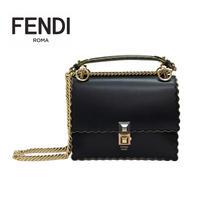 FENDI 8M0381 A18Q F0KUR ショルダーバッグ ブラック (新品)