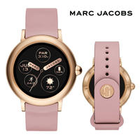 MARC JACOBS Riley Silcone Strap スマートウォッチ