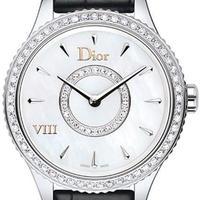 稀少 Dior(ディオール) VIII Montaigne Diamonds Quartz Ladies