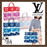 ★Louis Vuitton 直営店★エスカル オンザゴー GM★ 3色
