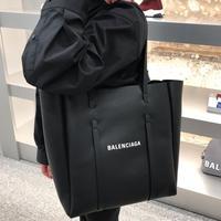 【BALENCIAGA】Everyday Tote S ブラック Big Logo