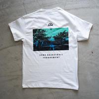 ALLDAY YOYOGI PARK TEE Limited Edition(WHITE)