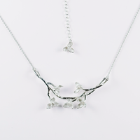 [Fillyjonk] akebia necklace 01 wh  large