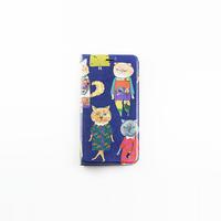[mannine]  iphoneケース  手帳型 /  X ,XS   /  全2色