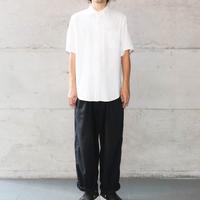 [Design Complicity] BLANK SHIRTS / WHITE|Unisex