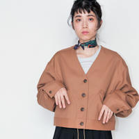 [RUMBLE RED]上品なワークジャケット/全2色 | Women's