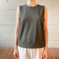 [FURALI] ノースリーブTシャツ / 全3色   | Women's