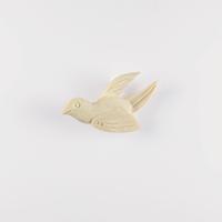 [kibori]  ブローチ / 鳥