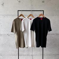 [久米繊維]色丸首 /全4色   Unisex
