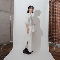 [CONN] カフタンドレス / オフホワイト |Women's