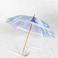 "[marumasu] ""一年中、一生の友になるかも""毎日が楽しくなる傘  /  lightblue"