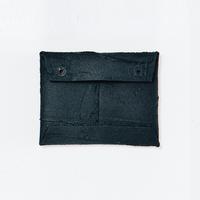 [KAGARI YUSUKE] コインケース / Leather/ black