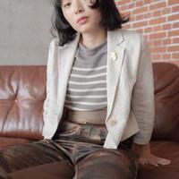 [KENLAND] カーディガン感覚でも着れる1年中大活躍のニットジャケット  /  全3色|Women's