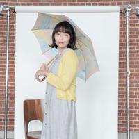 [marumasu] 長傘  晴雨兼用 / Parallel  /  全2色