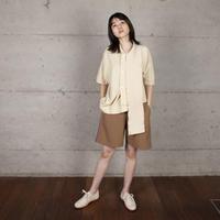 [BASE MARK] 今までにない不思議なポロシャツ / 全2色 | Women's