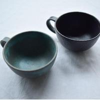 [kousha ceramic works]kousha × フクモリ  カップ / 全2色