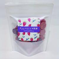 【数量限定】ダブルベリーのお煎餅