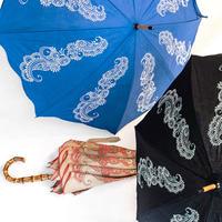 【LaLa Senorita】刺繍パラソル ARABESQUE