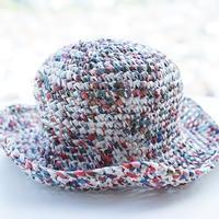 さわやかに風が吹き抜ける帽子(キッズサイズ)
