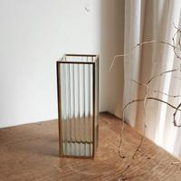 frame flower vase  / wave03