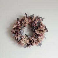 flower wreath no.009