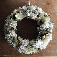 flower wreath no.005