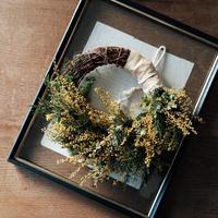 flower wreath no.007