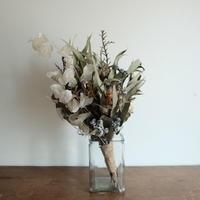 wedding bouquet & boutonniere no,007