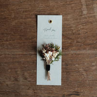 flower card no.001