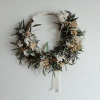 flower wreath no.014