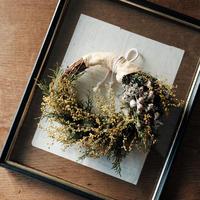 flower wreath no.006